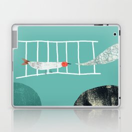 Sea bird Laptop & iPad Skin