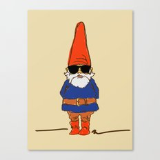 JerGnome Canvas Print