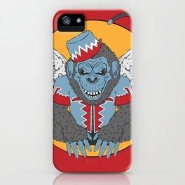 Winged Monkey iPhone Case