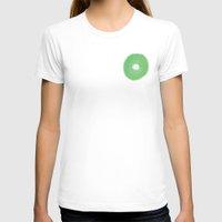 kiwi T-shirts featuring KIWI by Greenteaelf