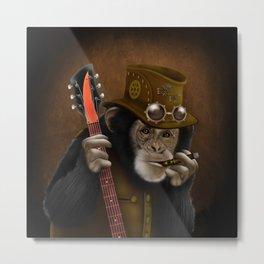 Rockers of the apes Metal Print