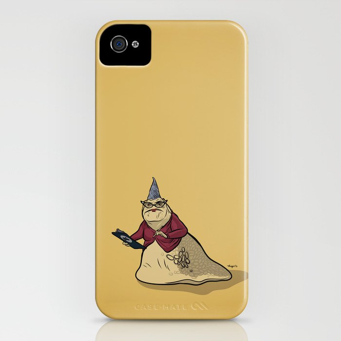 Monsters, Inc.   Roz iPhone Case by bravetigerdesigns   Society6