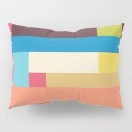 Color Rods 3 Pillow Sham
