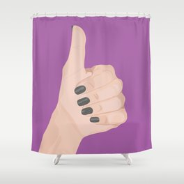 You Did Good, Son Shower Curtain