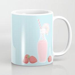 I like you strawberry (so very) much Coffee Mug
