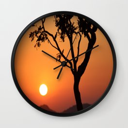 Pure Nature Wall Clock
