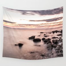 Disappearing clouds Wall Tapestry