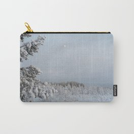 Frozen Swamp #2 Carry-All Pouch