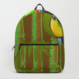 Shy Toucan! Backpack