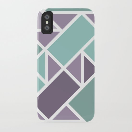 Shapes 006 iPhone Case