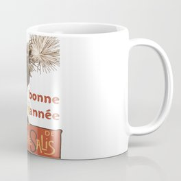 Bonne Annee Happy New Year Parody Coffee Mug