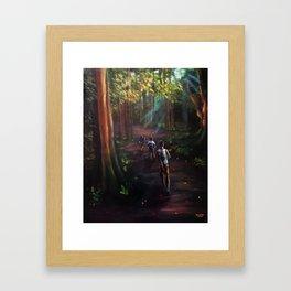 Untitled no. 2 Framed Art Print