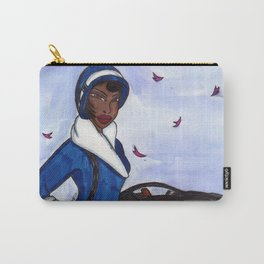 Miss Ross Carry-All Pouch