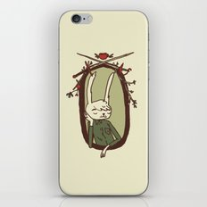 Bunny Groom iPhone & iPod Skin