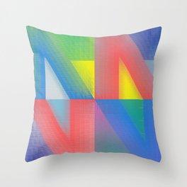 Infinite N Throw Pillow