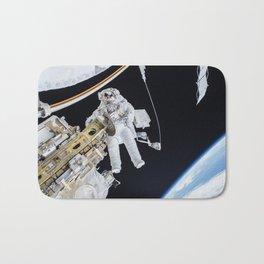 Spacewalk Bath Mat