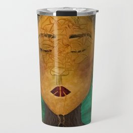 Wounded Nature Queen Travel Mug