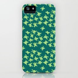 Froglets iPhone Case