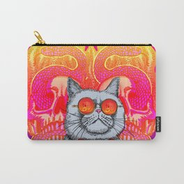 Natural Born Kittens Carry-All Pouch