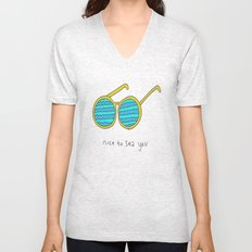 Nice To Sea You Unisex V-Neck