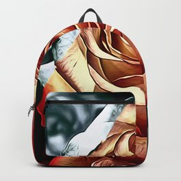 love of roses Backpack