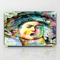 mythology iPad Cases featuring Mythology by Ganech joe