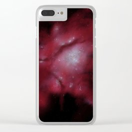 Boston: City of Stars Clear iPhone Case