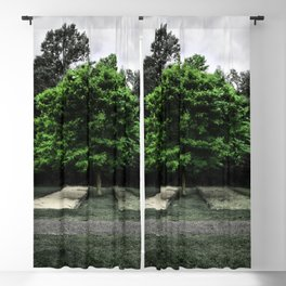 Couldn't Stand to be Alone Without You Blackout Curtain