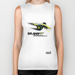 Brawn GP Tribute Biker Tank