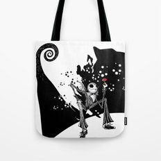 Oh! you my rose Tote Bag