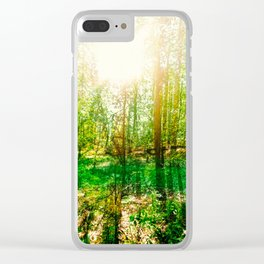 Impressions: Forest Clear iPhone Case