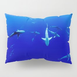 Sharks! Pillow Sham