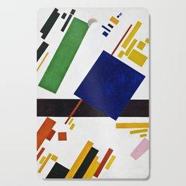Kazimir Malevich - Suprematist composition Cutting Board