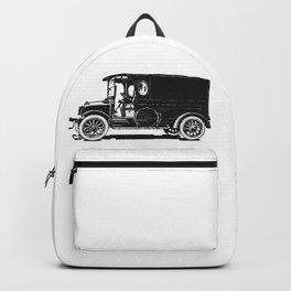 Old car 7 Backpack