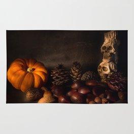 Halloween Still Life - 2 Rug