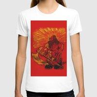 viking T-shirts featuring Viking  by David Miley