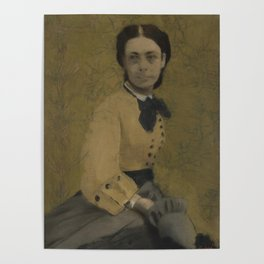 Princess Pauline de Metternich Poster