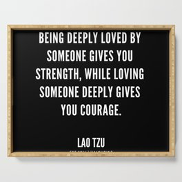1    Lao Tzu Quotes   Inspirational Quotes   Motivational Quotes Serving Tray