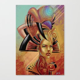 Pharao of Love Canvas Print