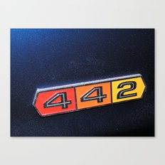 442 Canvas Print