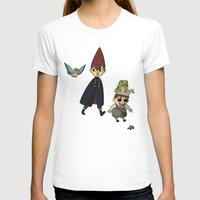 over the garden wall T-shirts featuring Over the Garden Wall by Kallian