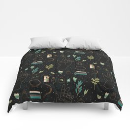 Earth Witch Starter Kit Comforters