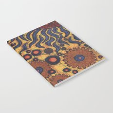 Summertime Batik Notebook