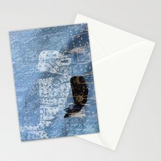 whale and spirit Stationery Cards