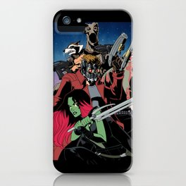 Guarding the Galaxy iPhone Case
