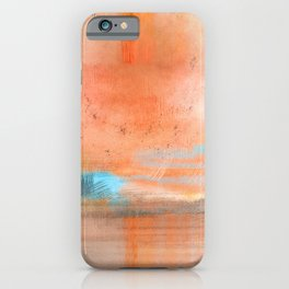 My Heart Is Like Sunshine - Pastel iPhone Case