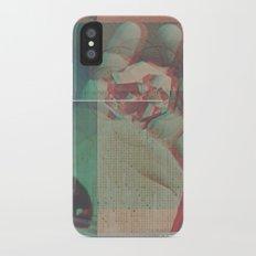 4D iPhone X Slim Case