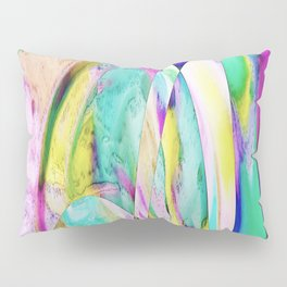 276 - Abstract Colour Design Pillow Sham
