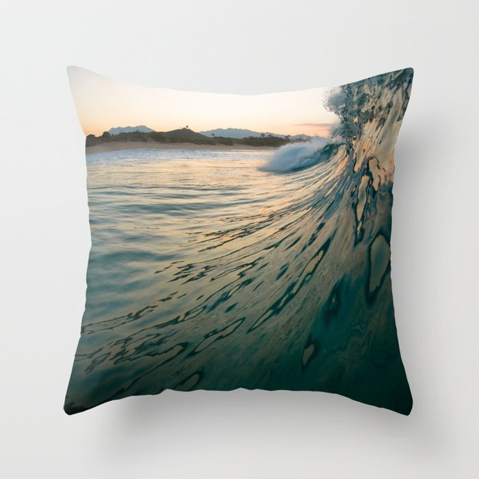 Kona Winds Throw Pillow