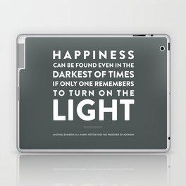 Light - Quotable Series Laptop & iPad Skin